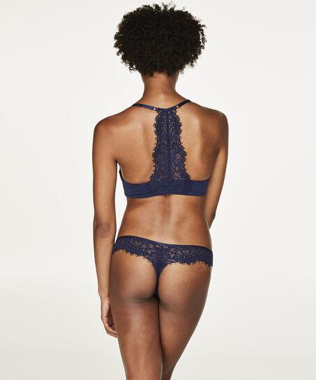 String Celia, Blauw