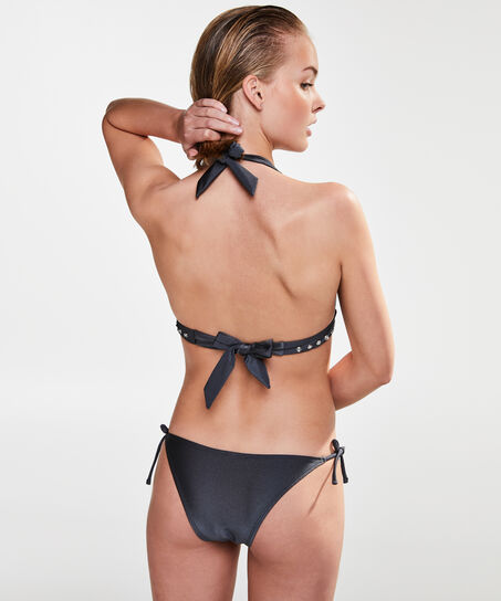 Triangle bikinitop Hard Glamour, Grijs