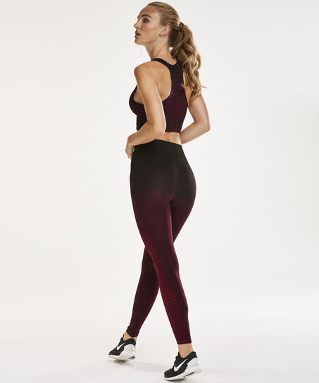 HKMX Sport bh The Seamless Level 2, Roze