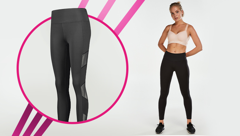 Soorten Sportleggings
