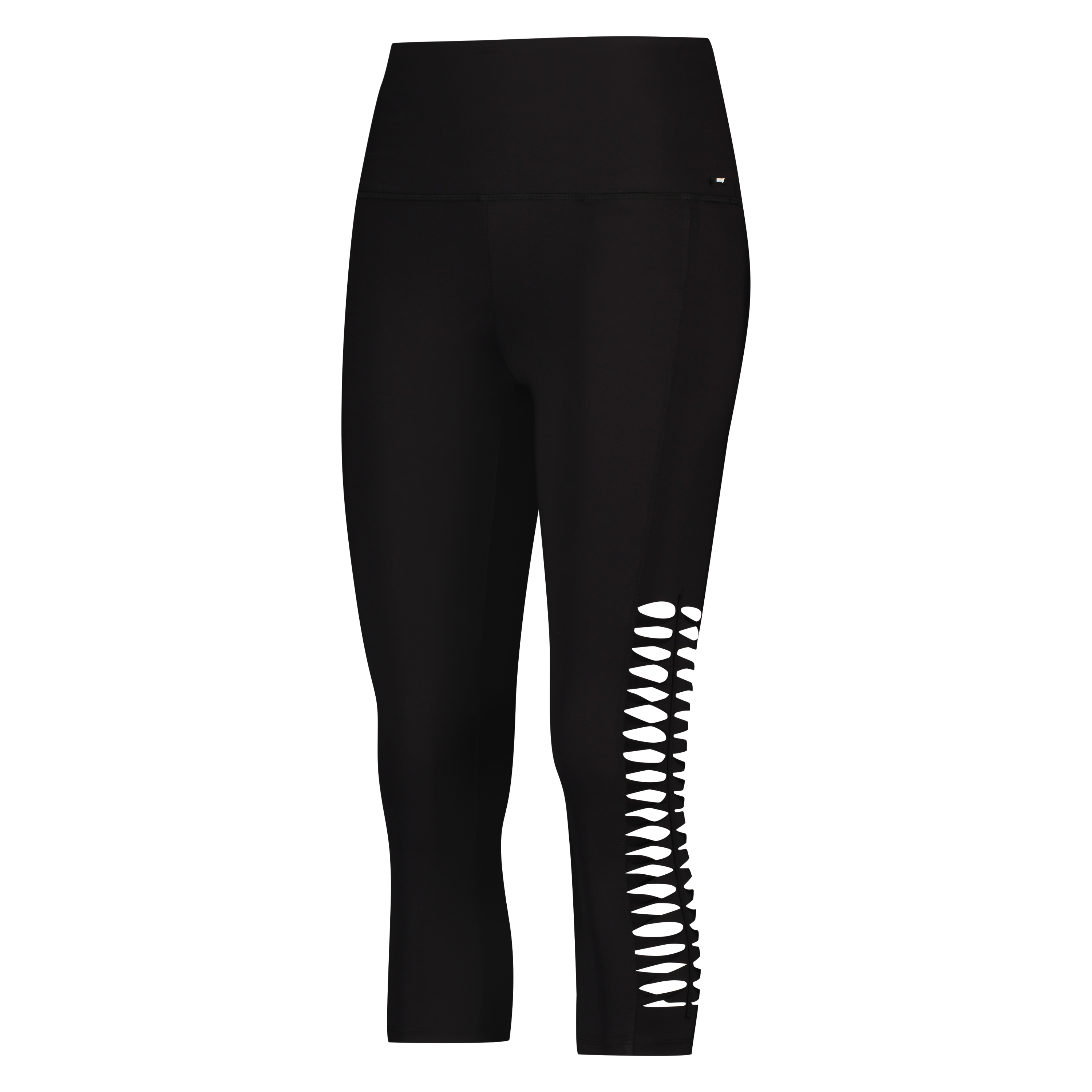 HKMX Regular waist capri Level 2, Zwart, main