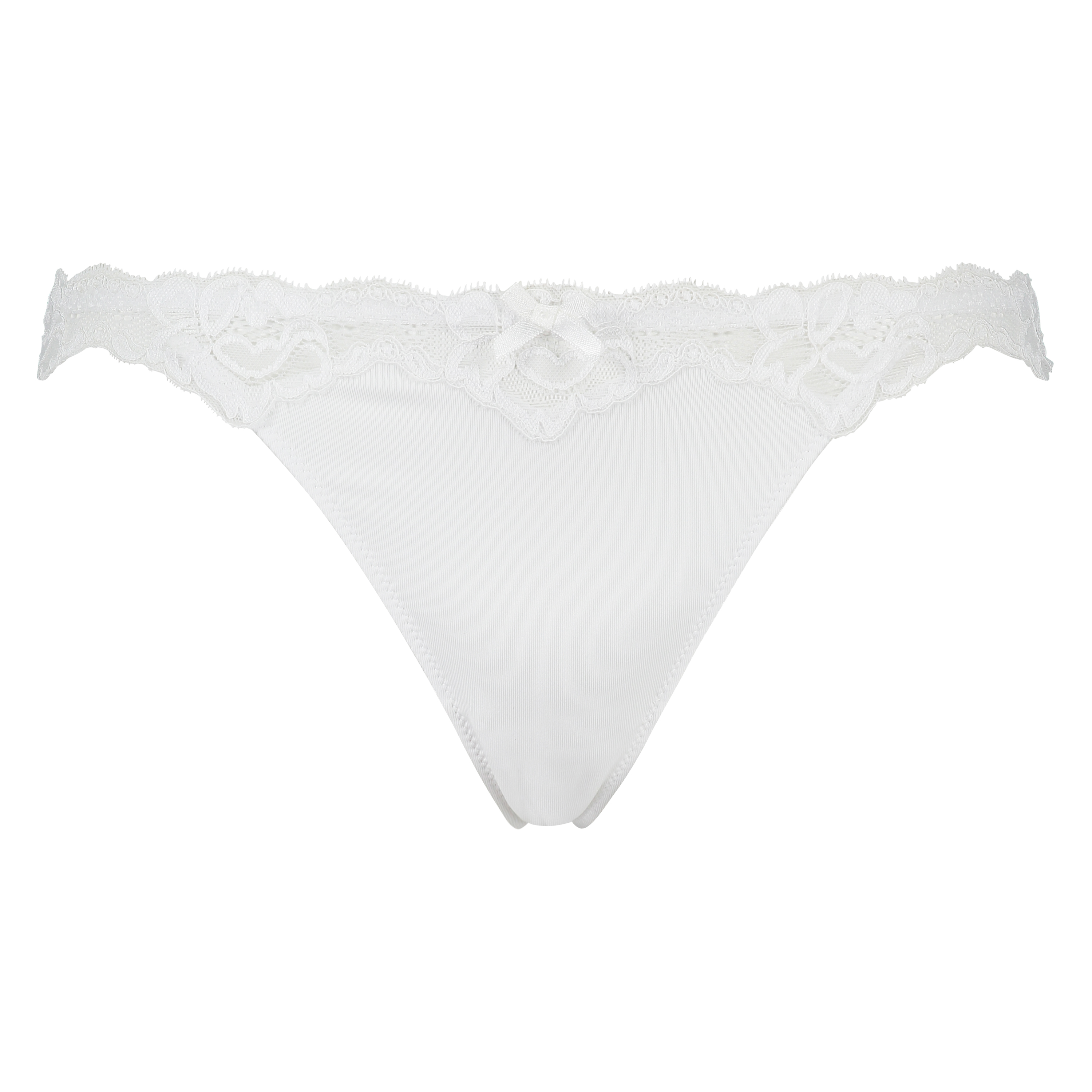 String Secret Lace, Wit, main