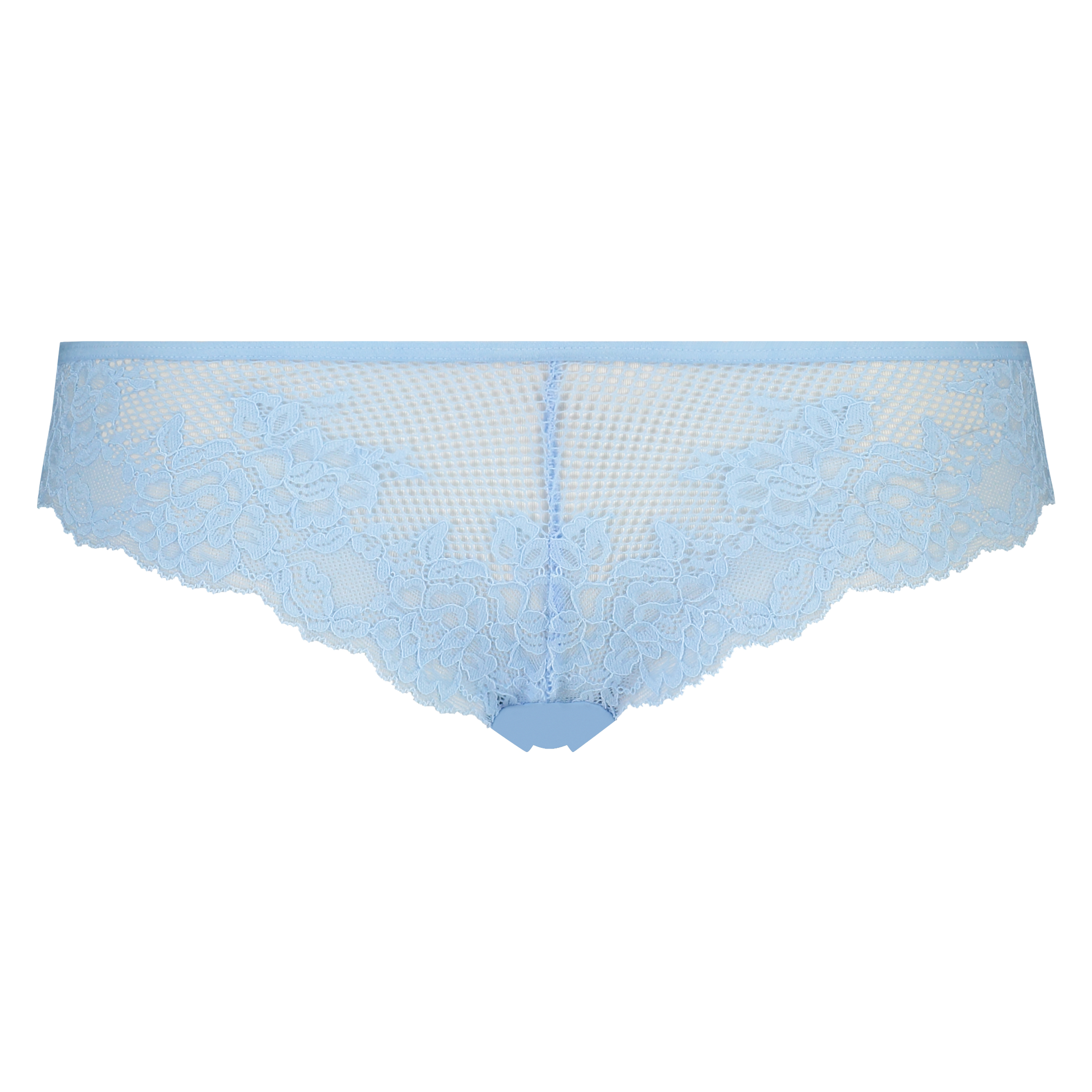 String Invisible lace front micro back, Blauw, main