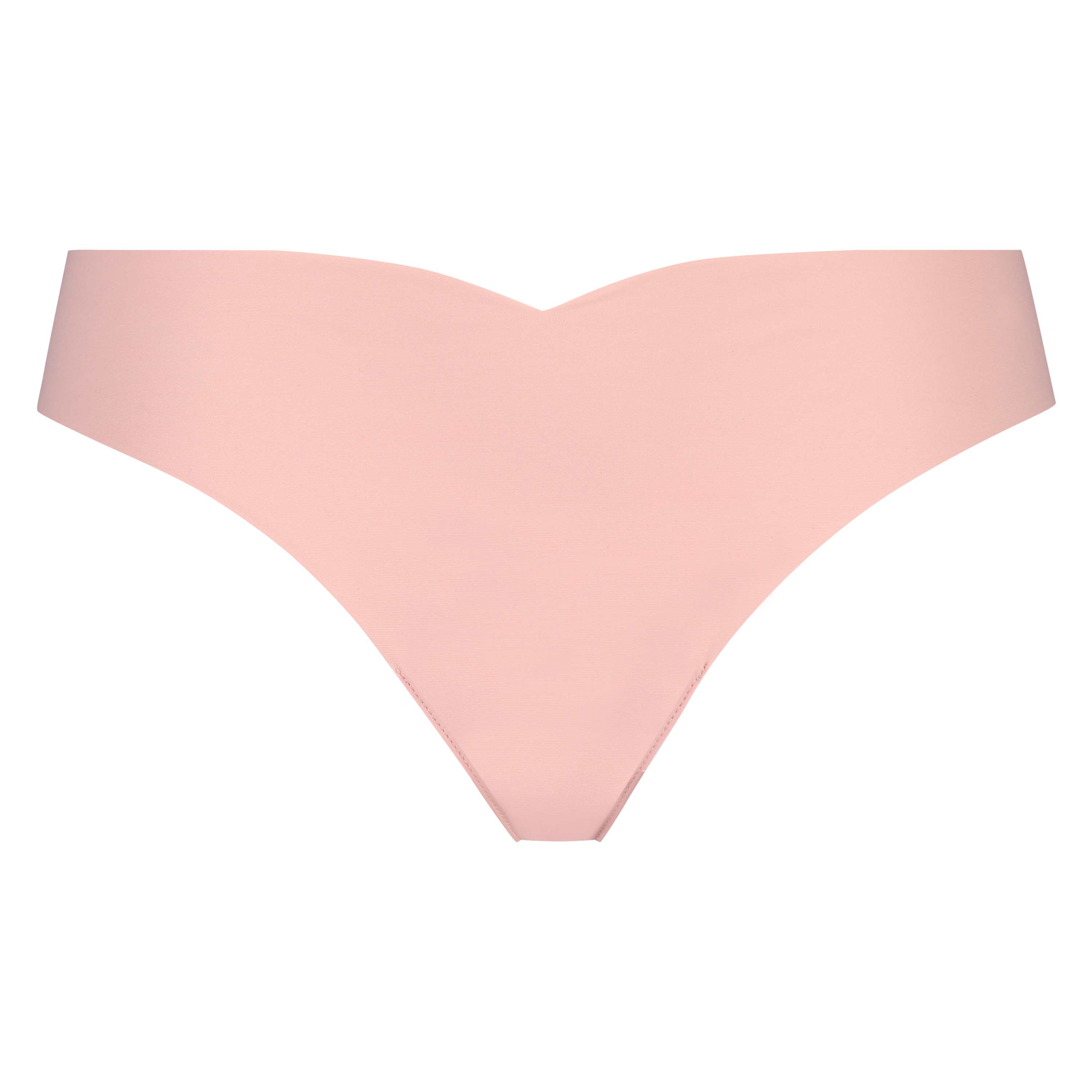 Invisible string Lace back, Roze, main