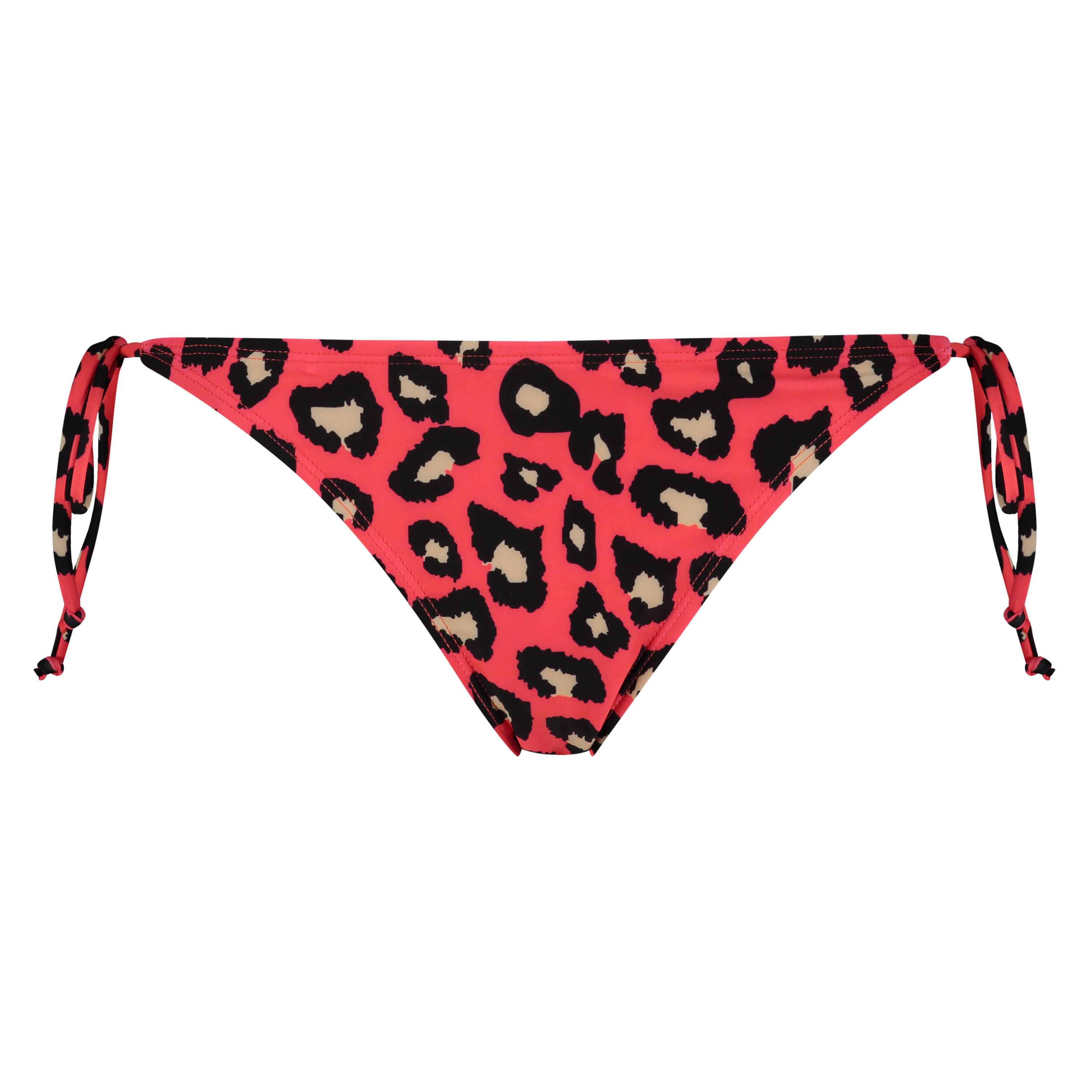 Tanga bikinibroekje Rebel Cat, Oranje, main