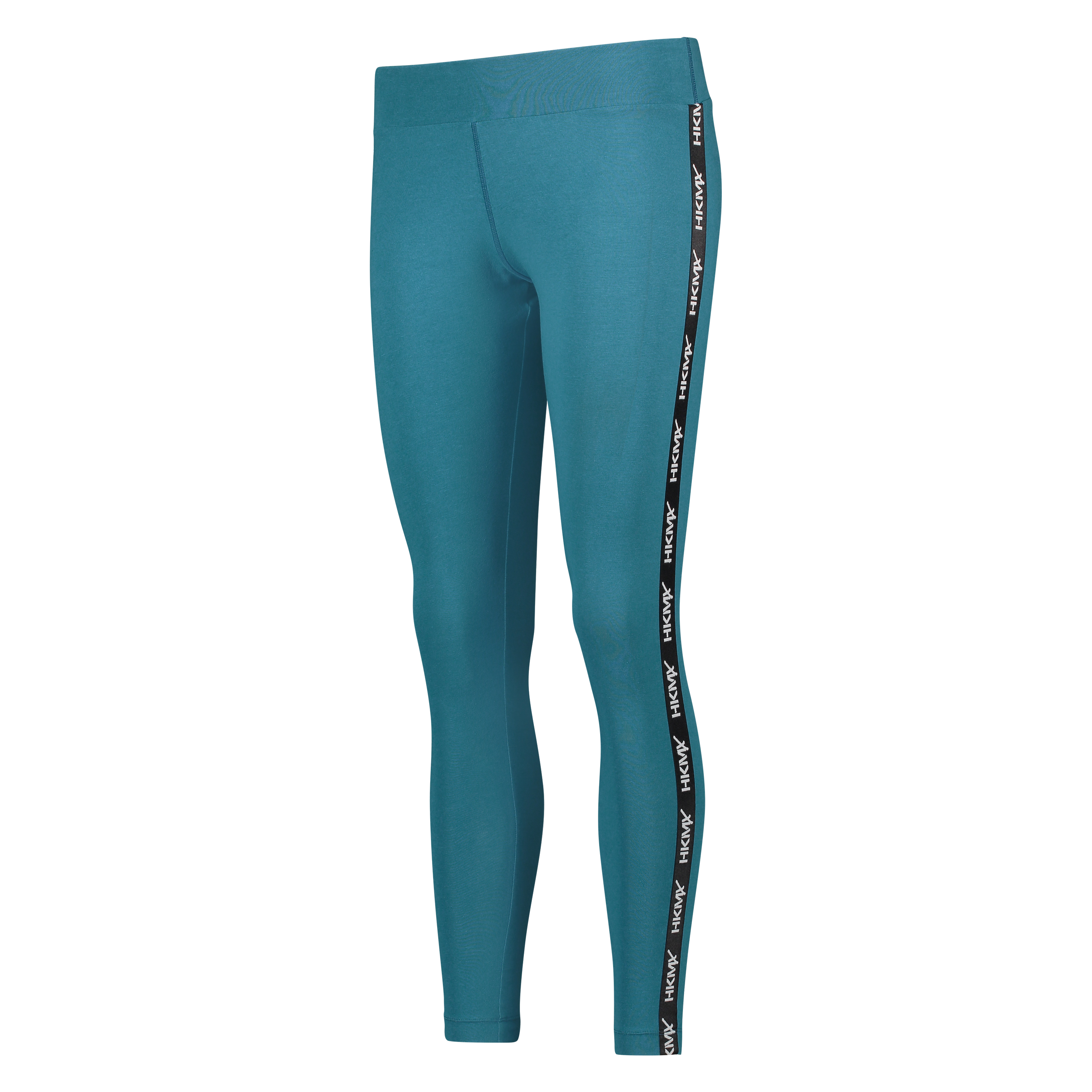 HKMX Sportlegging Branded Tape, Blauw, main