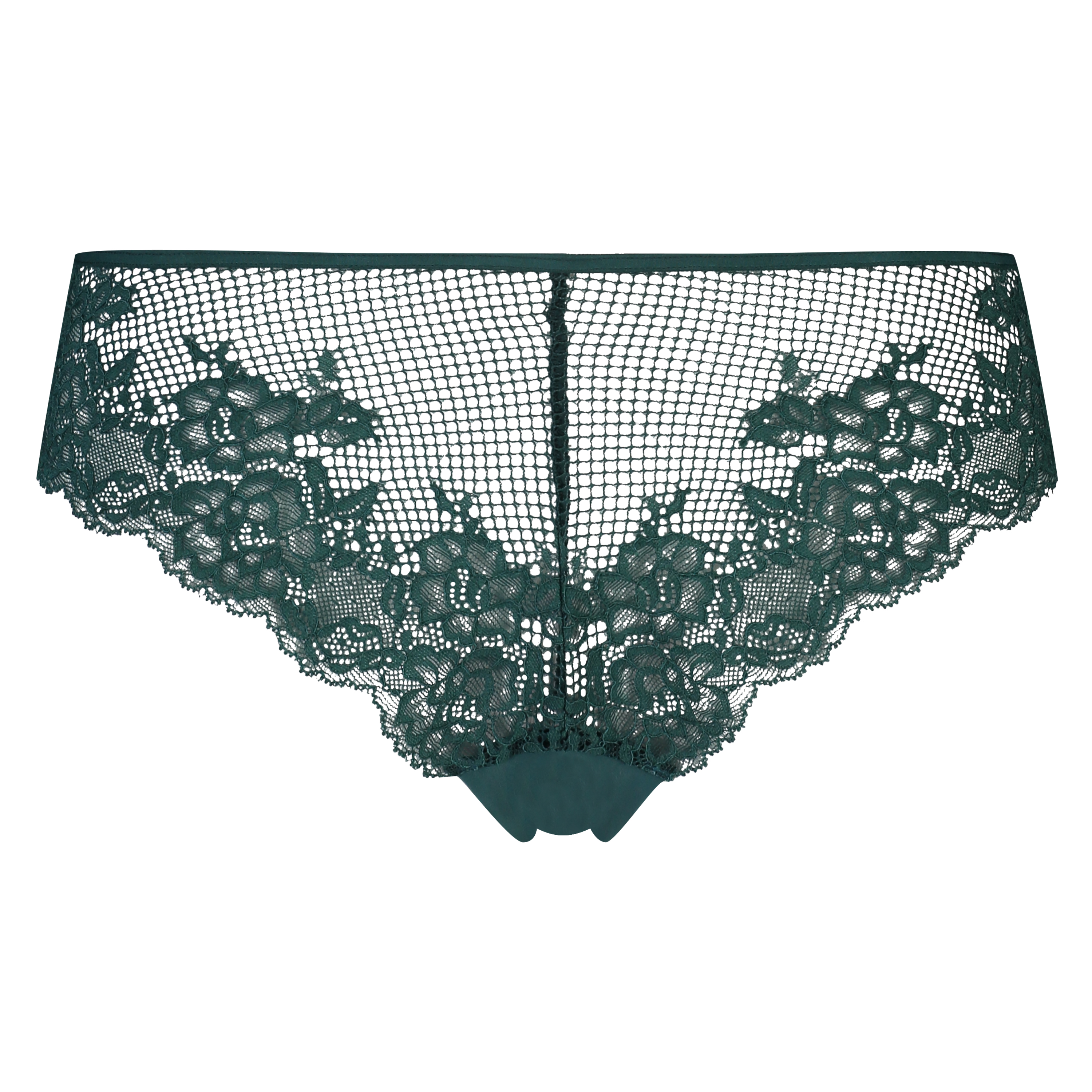 String Invisible lace front micro back, Groen, main