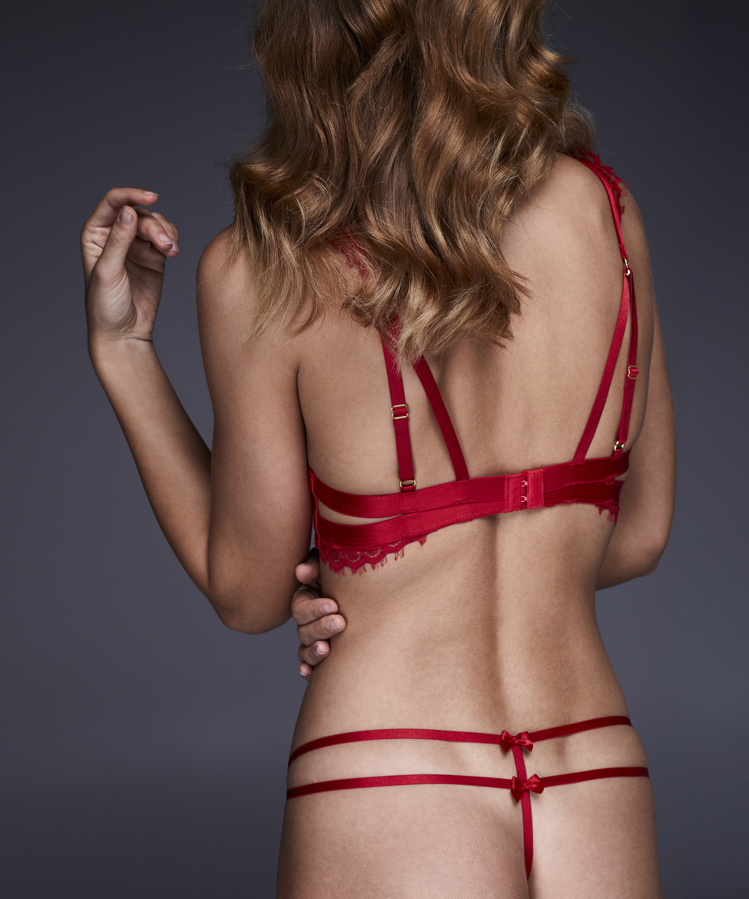 String Candy, Rood, main